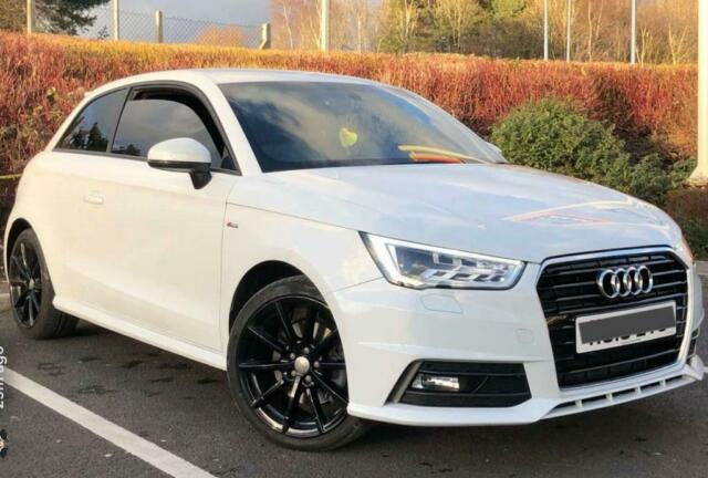 2016 Audi A1 S Line 1 6 Tdi 18000 Miles Px Swaps In Hall
