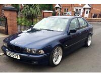 BMW 540i v8 .. FULL MOT!!