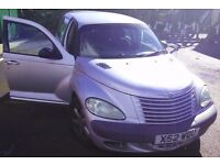 Chrysler PT Cruiser Classic 2.0 Automatic Silver (with MOT)