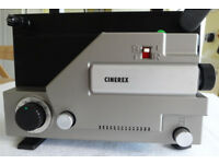 Cinerex 727 8mm Movie Projector