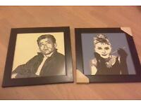 New pictures frame