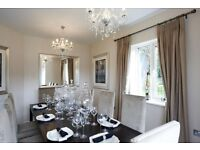 Brand new Four/Five Double Bedroom Detached House,Parking Located, Minutes From The City.