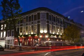 Sous Chef for busy award winning Notting Hill pub & restaurant