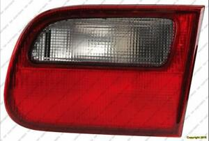 Trunk Lamp Passenger Side (Back-Up Lamp) Hatchback Honda Civic 1992-1995