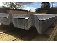 ~NEW~ BOX PROFILE ROOF SHEETS ~ GALVANISED 🔩