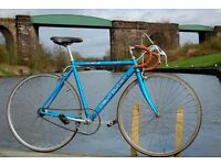 "Claud Butler Mens Single Speed Road Racing Bike 21"" Frame 700c Fixie"
