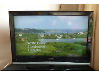 Sanyo 26 inch LCD HDMI Television in excellent condition