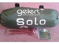 Gelert Solo One Man Person Tent