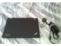 Lenovo T430 laptop i5 processor , 300 gb hdd , 4 gig ram excellent condition
