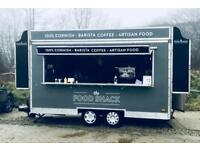 High Output Catering Trailer VGC