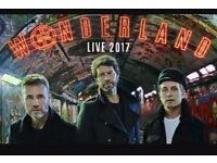 Take That Standing Tickets - Liberty Stadium Swansea