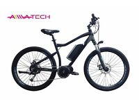 New High quality and Specification Sports e Bike with Panasonic powered Mid Motor and Shimano gears
