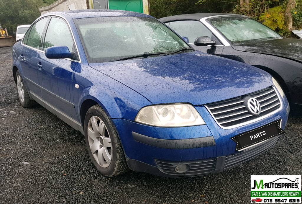 Vw Passat 1.9tdi ***PARTS AVAILABLE ONLY