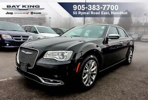 2015 Chrysler 300C 300C, LUX EDITION, AWD, PANO SUNROOF, HTD LEA