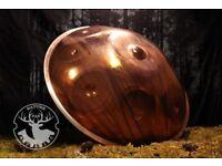 Copper handpan from NaturePan, La'Sirena scale, new