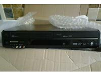dvd and vcr recorder