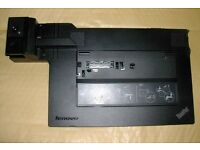 Lenovo ThinkPad 4337 Docking Station T410 T420 T510 T520 X220 (with keys)