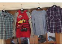 Boys clothes for between 5-7 years