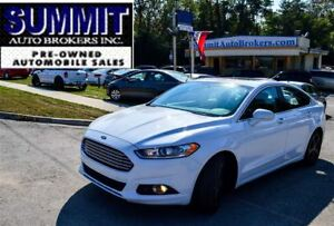 2015 Ford Fusion SE | CAR-PROOF CLEAN | CAMERA | LEATHER | ROOF
