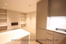 *Must See* Immaculate New Luxury 2 bedroom Flat with Fireplace/Wooden Floors/Entryphone