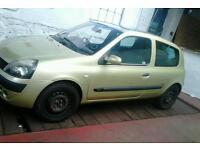 Renault clio spares