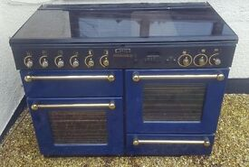 Rangemaster 110 Gas Cooker with Glass Lid