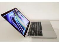 APPLE MACBOOK PRO 2017/18 TOUCHBAR RETINA INTEL CORE i7 3.5GHZ 16GB RAM 256GB SSD WIFI WEBCAM OS X