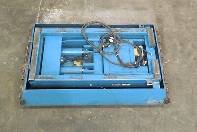 Advance Lifts Scissor Lift Table P-4036d 269380301b 4000lb Capacity