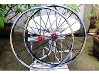 2013 Mavic Ksyrium SL Road Racing Wheelset Wheels Shimano 10 11 sp Clincher 700C Good Used Condition