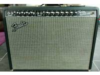 Fender 65 twin reverb reissue amp