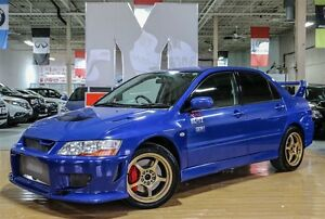 2001 Mitsubishi LANCER EVOLUTION VII - TURBO
