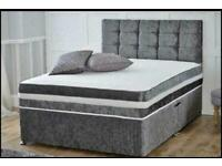 🔥🔥Divan Beds with Luxury Mattress and FREE DELIVERY!!!🔥