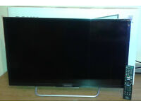 Sony KDL32W705CBU 32 Inches Smart 1080p Full HD LED Freeview TV Black
