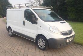 Vauxhall Vivaro 2012 NO VAT