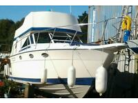 Tiara 32 liveaboard /houseboat