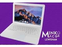 13' White MacBook Unibody Laptop Music 2.4GHz 4GB Ram 250GB HDD Logic Pro Ableton Traktor Virtual DJ