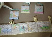 Baby's Bedding Set