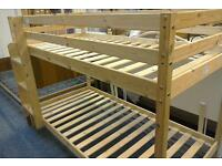 Flat pack new bunk bed frame #13281 £99