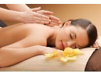 body massage by male therapist