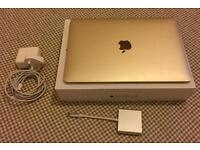MacBook Retina Gold 12-inch