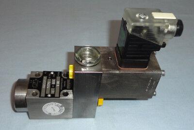 Hauhinco 6545599 Hydraulic Control Valve 9624 Medium Hfa New
