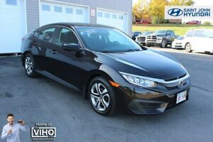 2016 Honda Civic LX! BACK UP CAM! HEATED SEATS!