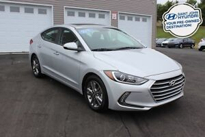 2018 Hyundai Elantra GL-SE! SUNROOF! HEATED SEATS! BACK UP CAM!