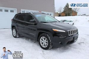 2017 Jeep Cherokee North! BARELY DRIVEN! 4X4! BACK UP CAM!