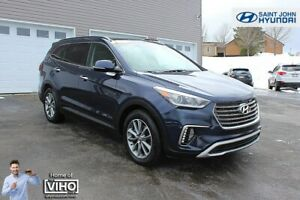 2018 Hyundai Santa Fe XL Luxury! 7 PASSENGER! LOADED! AWD!
