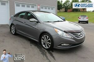 2014 Hyundai Sonata LIMITED! LEATHER! LOADED! $93 BI-WEEKLY!