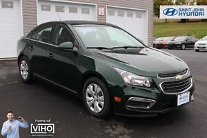 2015 Chevrolet Cruze LT! Back up cam! Bluetooth! $90 B/W!