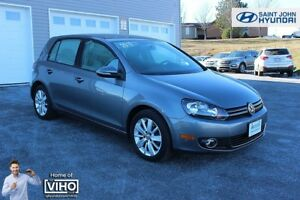 2012 Volkswagen Golf TDI Comfortline! LOW KMS! DIESEL! MINT!