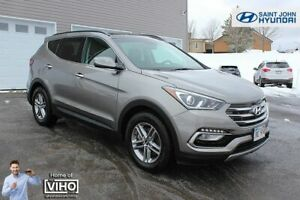 2018 Hyundai Santa Fe Sport SE! LEATHER! SUNROOF! WARRANTY!