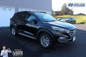 2017 Hyundai Tucson SE! LEATHER! SUNROOF! ALL WHEEL DRIVE!